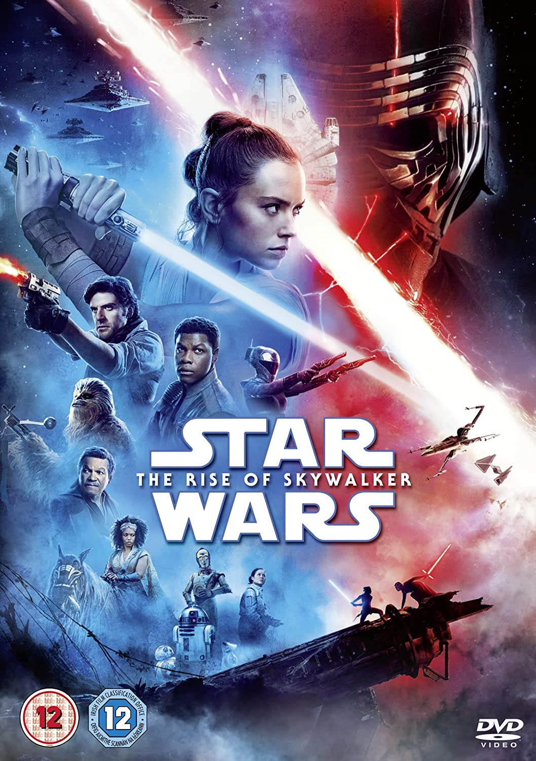 Amazon.com: Star Wars: The Rise of Skywalker [DVD] [2019]: Movies & TV