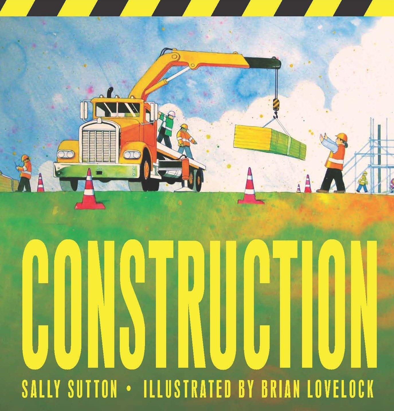 Construction (Construction Crew) pdf