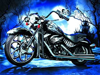 product image for Skeleton Ride 1000 pc Jigsaw Puzzle by SunsOut