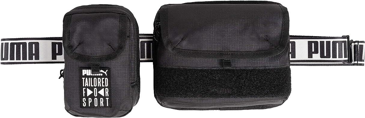 PUMA 4-IN-1 Utility Sling Belt Waist and Shoulder Pack Bag (Black): Amazon.es: Zapatos y complementos
