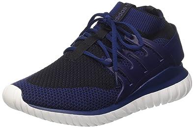 online store a4520 f98f0 adidas Tubular Nova PK Chaussures de Gymnastique Homme, Blu  (Dkblue Cblack Ftwwht