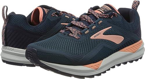 Brooks Cascadia 14, Zapatilla de Correr para Mujer: Amazon.es: Zapatos y complementos