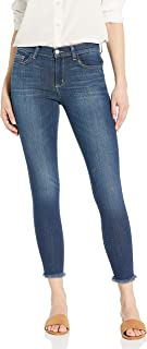 product image for SIWY Women's Lauren It's No Game Midrise Skinny Crop