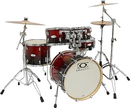 DrumCraft Series 5 Jazz Drum Set