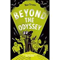 Who Let the Gods Out? 3: Beyond the Odyssey (English Edition)