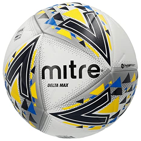 Balón de fútbol Oficial Mitre Delta MAX Pro Hyperseam, Color ...