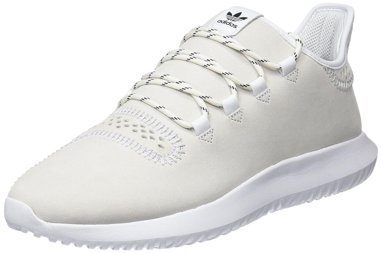 Adidas Tubular Shadow, Zapatillas de Gimnasia para Hombre 36 2/3 EU|Blanco (Ftwr White/Core Black/Chalkwhite)