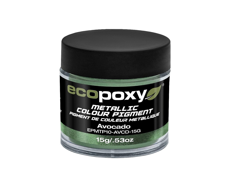 Ecopoxy Metallic Pigment (Avocado, 15g)