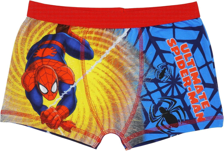 Ultimative Spiderman Boxershorts f/ür Jungen