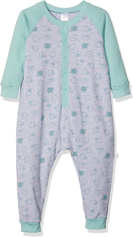 Schiesser Baby-Jungen Anzug Zweiteiliger Schlafanzug
