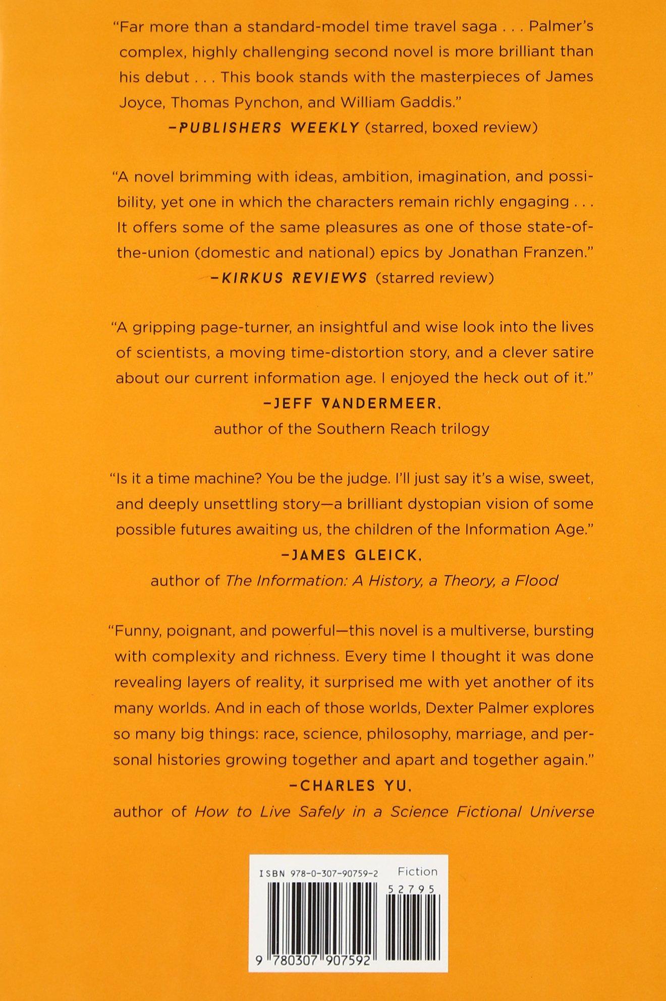 Version Control: A Novel: Dexter Palmer: 9780307907592: Amazon.com: Books