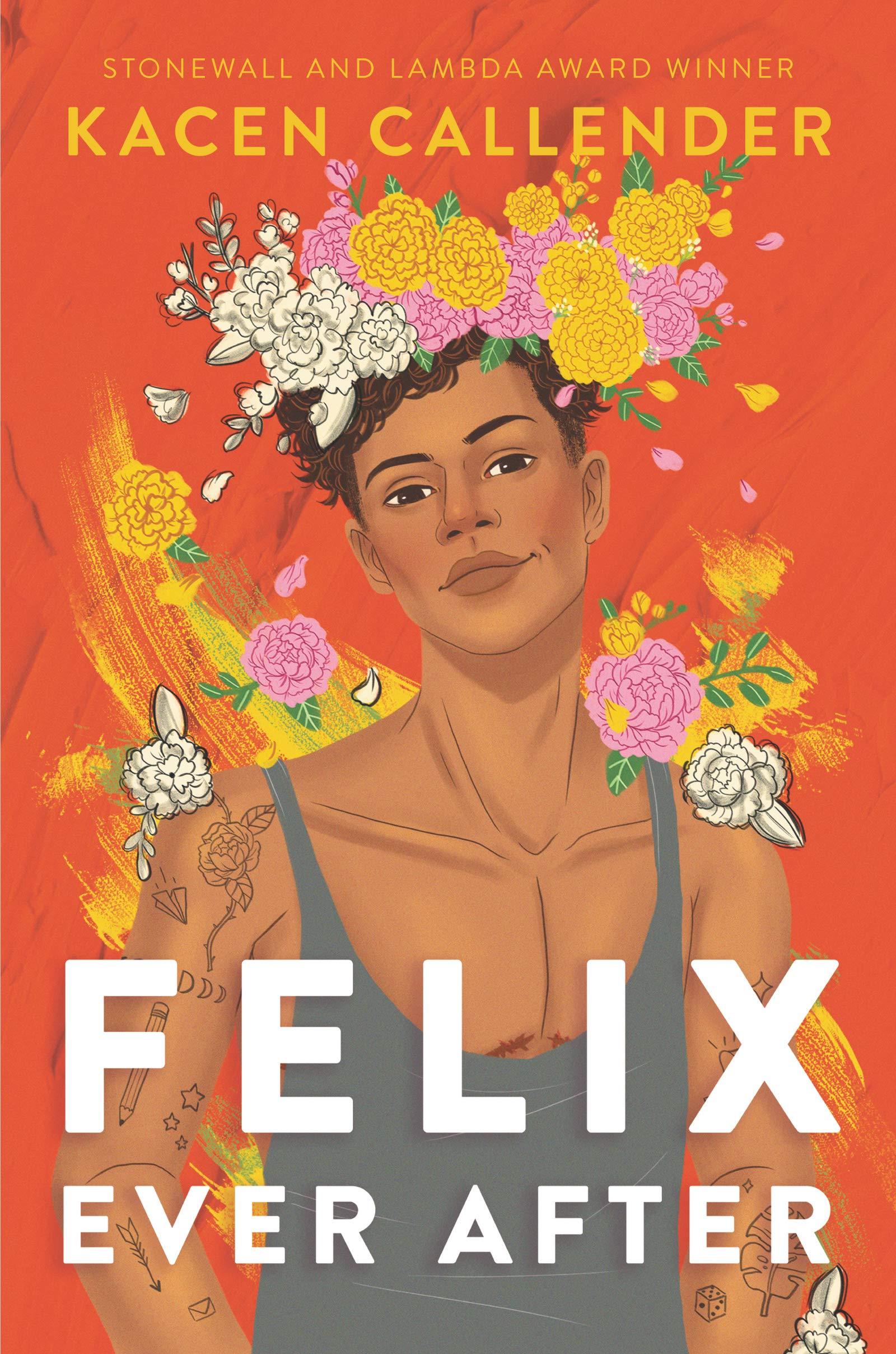 Amazon.com: Felix Ever After (9780062820259): Kacen Callender: Books