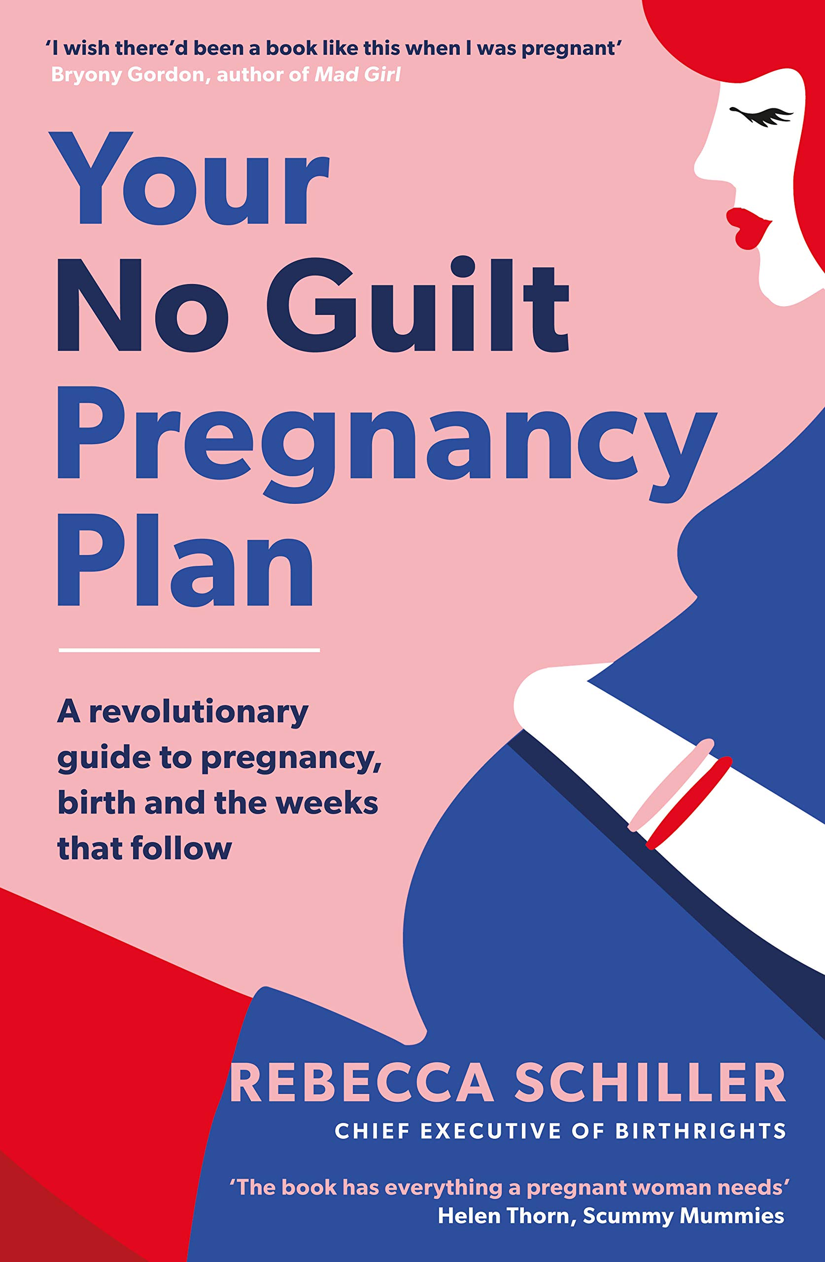 The Baby Manual. Your Guide Through Pregnancy, Birth And Beyond.