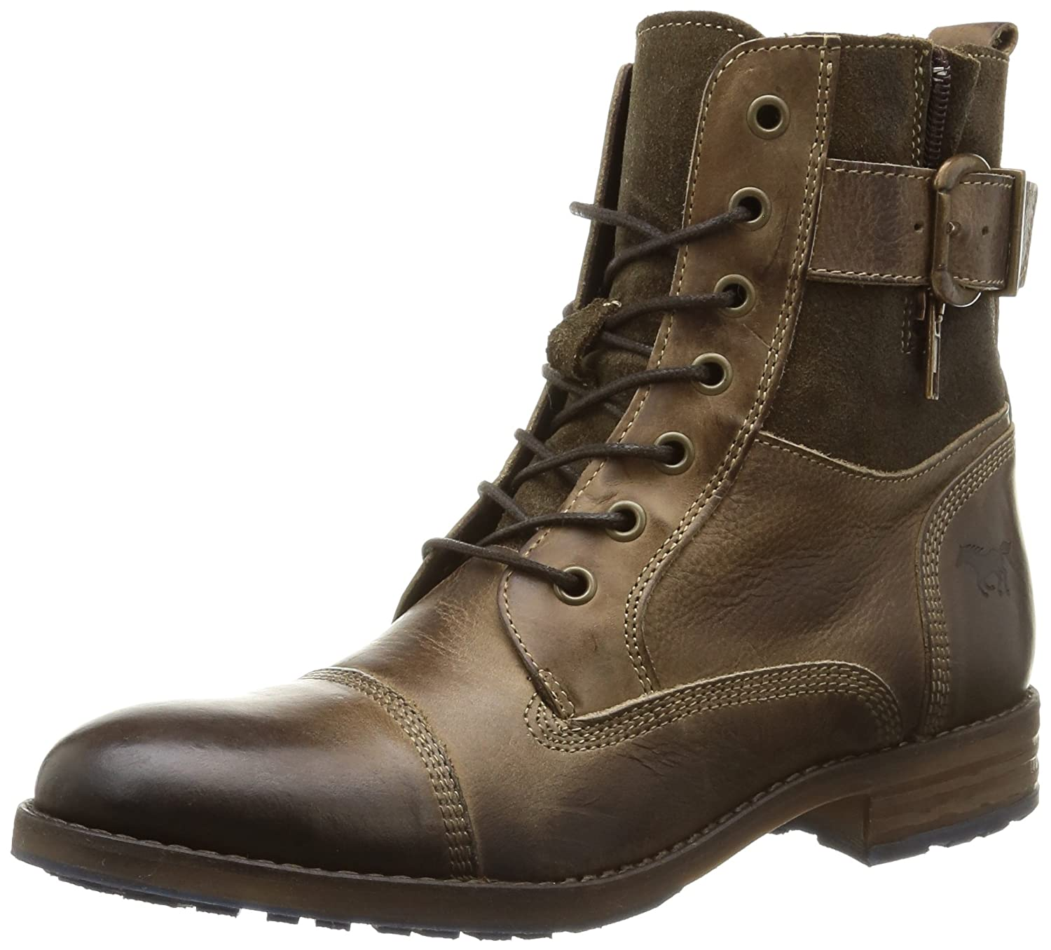 Mustang Dunkelbraun) 2853502, Bottes Classiques Classiques Femme Marron 16920 (32 Dunkelbraun) 31bb362 - therethere.space