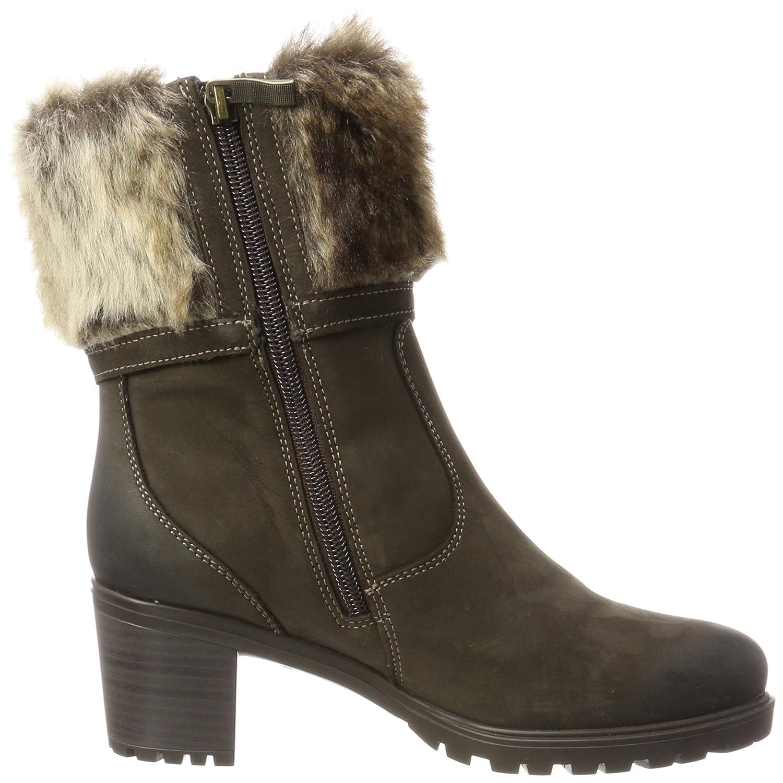 Ara Damen Mantova-St Stiefel Braun Braun Stiefel (Tundra,teak) 2aea7f