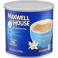 Maxwell House International Coffee French Vanilla Cafe, 29