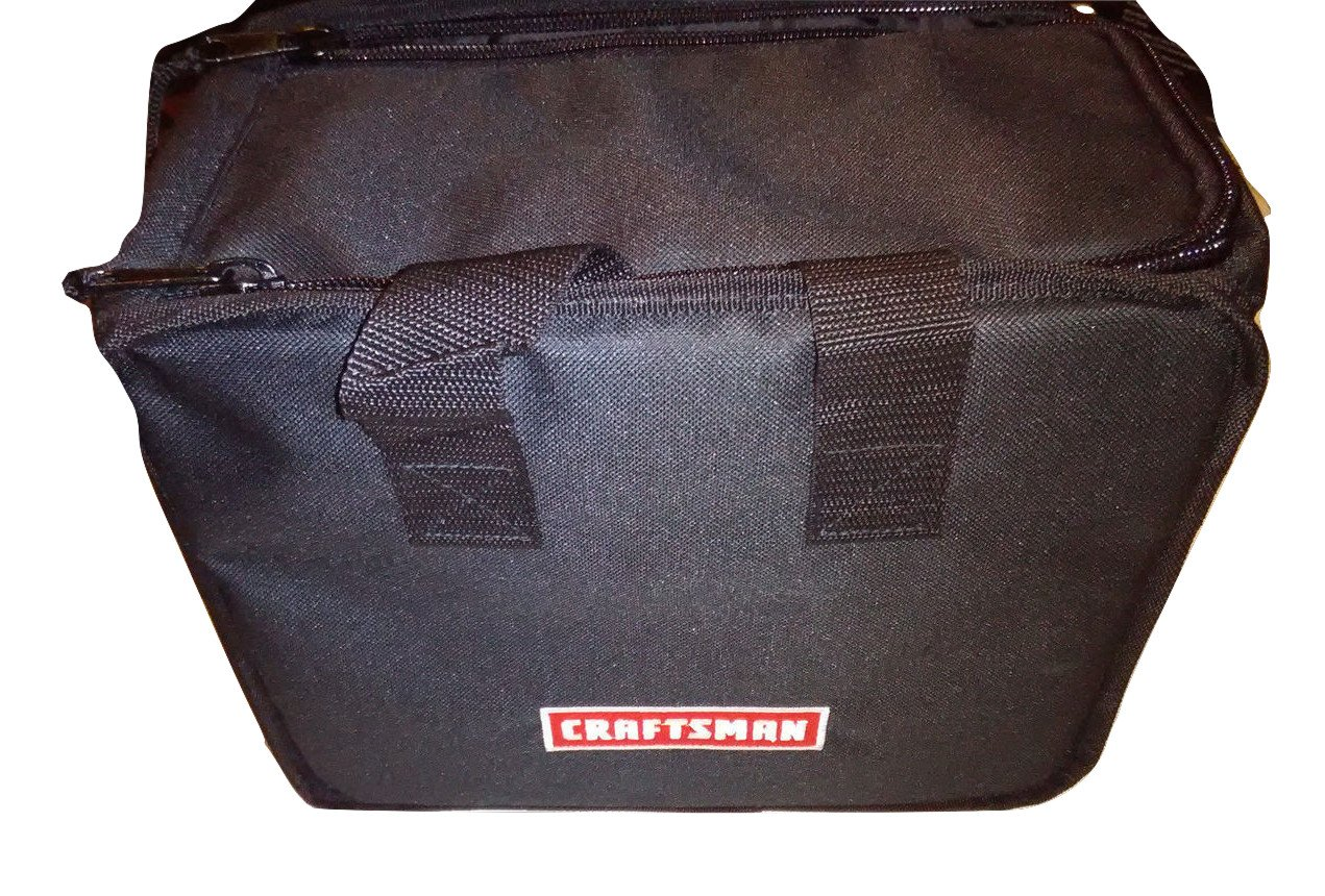 12x 10x7 Craftsman Tool Bag Tote for C3 Tools Tote Only, No Tools Included