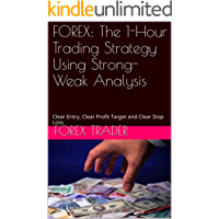 FOREX: The 1-Hour Trading Strategy Using Strong-Weak Analysis: Clear Entry, Clear Profit Target and Clear Stop Loss