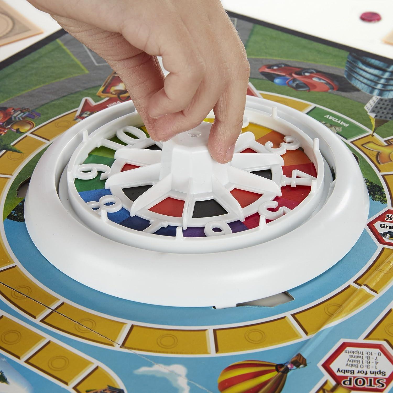 Hasbro - Juegos de Sociedad - «Destins»: Amazon.es: Juguetes y juegos