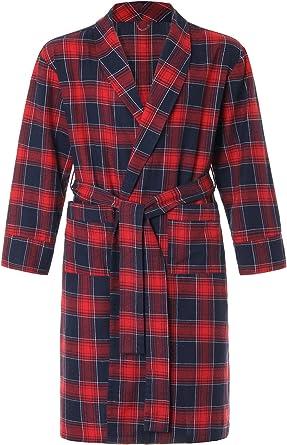 Cotton Flannel Robe