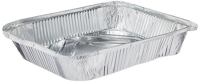 Ottimo Bandejas aluminio con tapa 8 Porz PZ.2