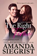 The Right Time (a perfect for you novel Book 2) Kindle Edition