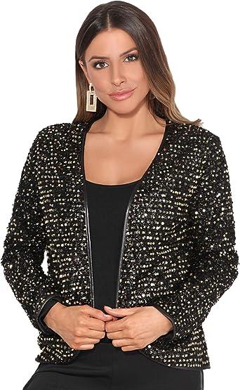 Skin Tight Clothing shiny black pvc short sleeve shrug jacket all sizes
