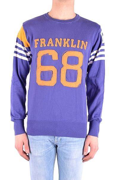 Franklin & Marshall - Sudadera - para Hombre Morado Talla de marka L