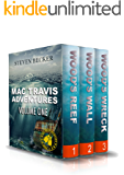 Mac Travis Adventures Box Set (Books 1 - 3): Action and Adventure in the Florida Keys