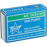 Zenith 130/Z6, 10 Pack - Grapa (10 Pack, 24 g, 1000 pieza(s))