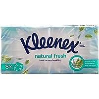 Kleenex Balsam Menthol Zakdoekjes, 8 x 9 Stuk