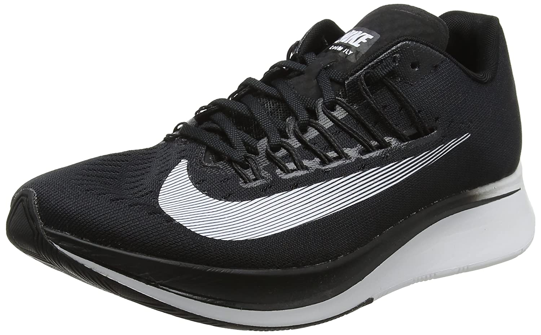 size 40 b4ca6 b51cb Nike Zoom Fly Running Shoes, Men, Black - (Black White-Anthracite) 6 UK(40  EU)  Amazon.co.uk  Sports   Outdoors