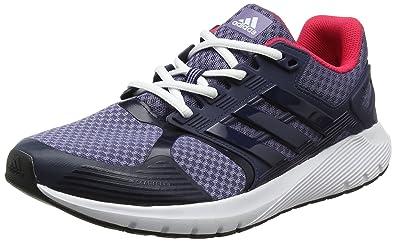 adidas Damen Duramo 8 W Laufschuhe  37 1/3 EUElfenbein (Ftwr White/Ftwr White/Real Purple S18)