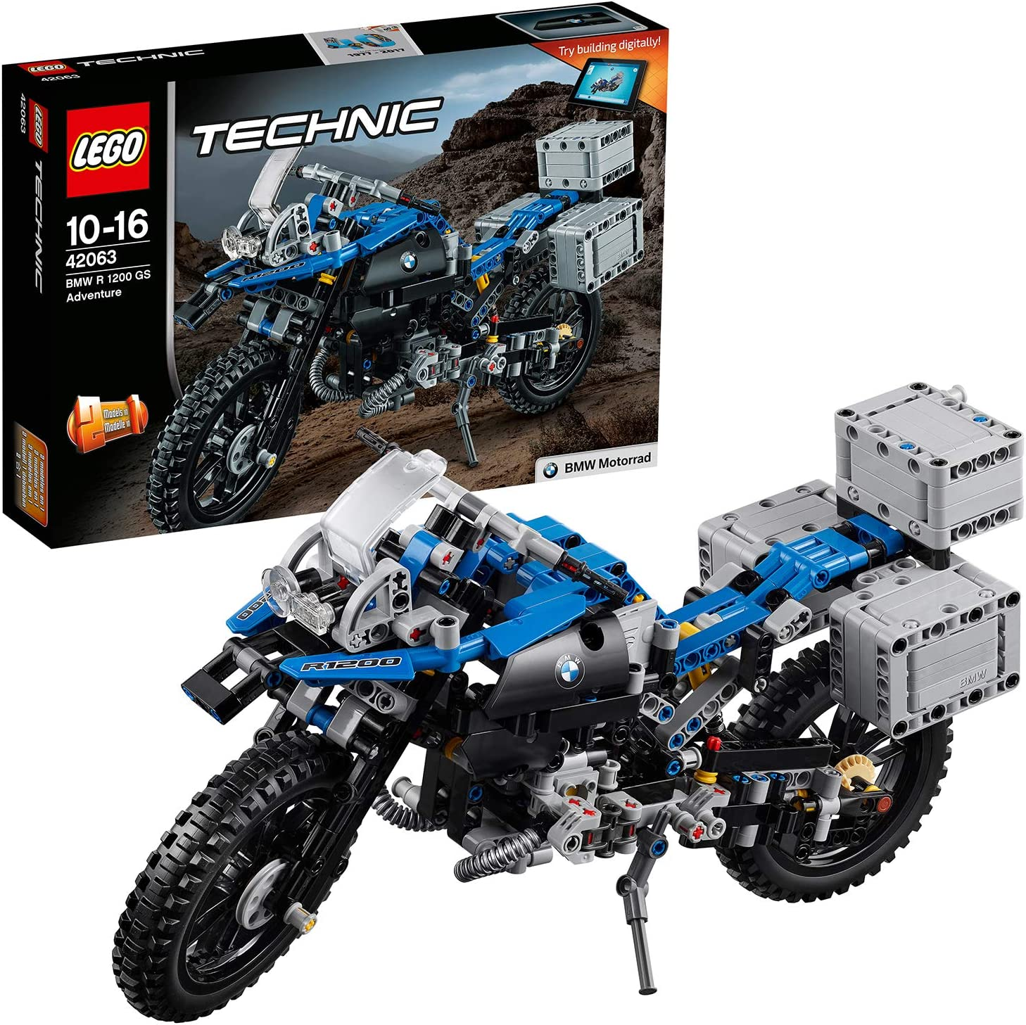 Top 7 Best LEGO Motorcycle Sets Reviews in 2020 5