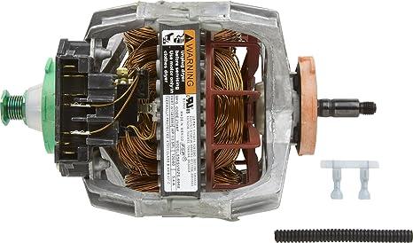 Whirlpool 279787 Drive Motor, silver on