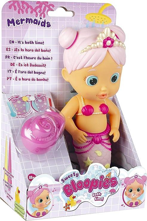 Bathtub Toy Bloopies Mermaids Flowy