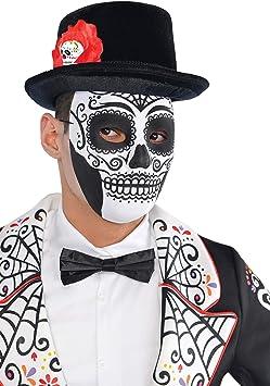 déguisement tête de mort 15