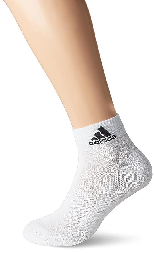 adidas Herren 3S Performance Ankle Half Cushioned 6PP Socke