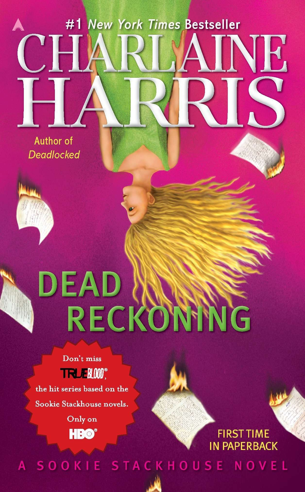 Amazon Com Dead Reckoning Sookie Stackhouse True Blood Book 11