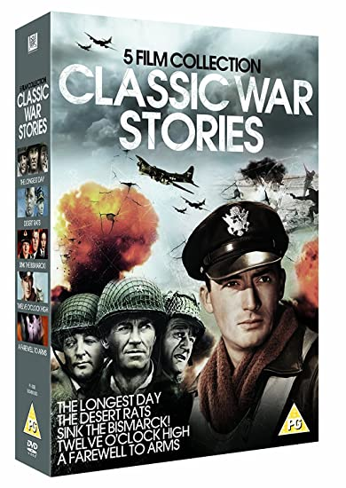 Amazon in: Buy Classic War Stories - 5 Film Collection - THE