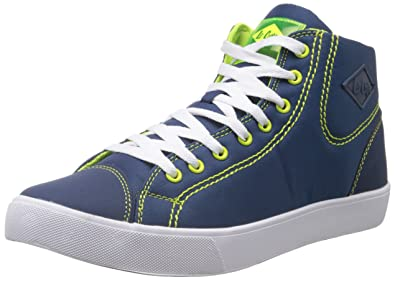 0b7044d0d Lee Cooper Men's Canvas Sneakers: Buy Online at Low Prices in India ...
