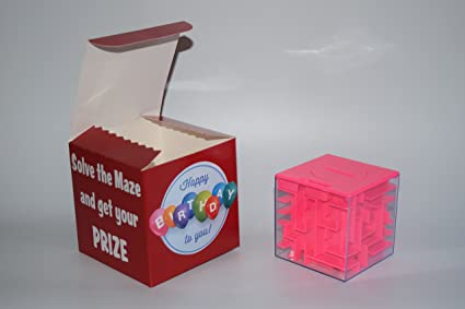 Money Maze Puzzle Box For Kids And Adults Unique Way To Give Birthday Gift Gifts