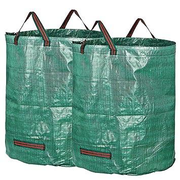 IvyH Bolsas de jardín - Bolsas de Hoja de 72 galones Bolsas ...