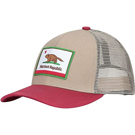 6f602c91b9055 Image Unavailable. Image not available for. Color  Marmot Marmot Republic  Trucker