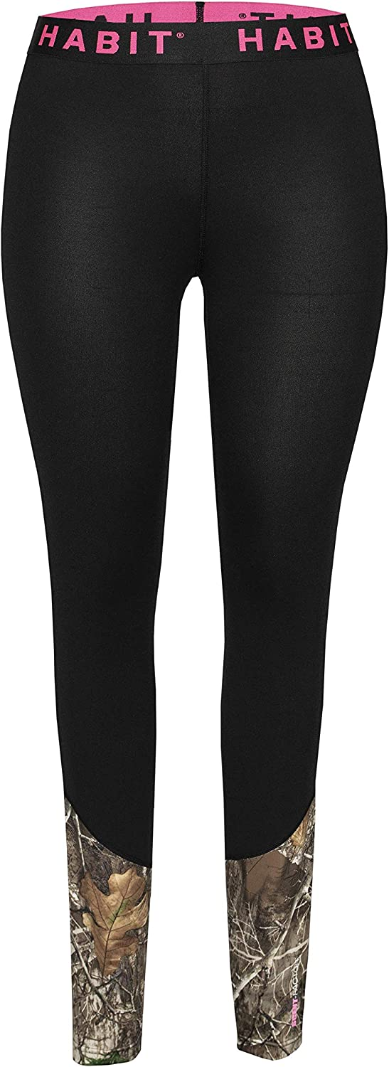 HABIT Women's Standard Gunstock Hollow Base Layer Bottom