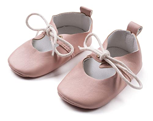9ba8bf505cca Silky Toes Baby Girl and Boy Pre- Walker Dress Shoes (Size 4 - up