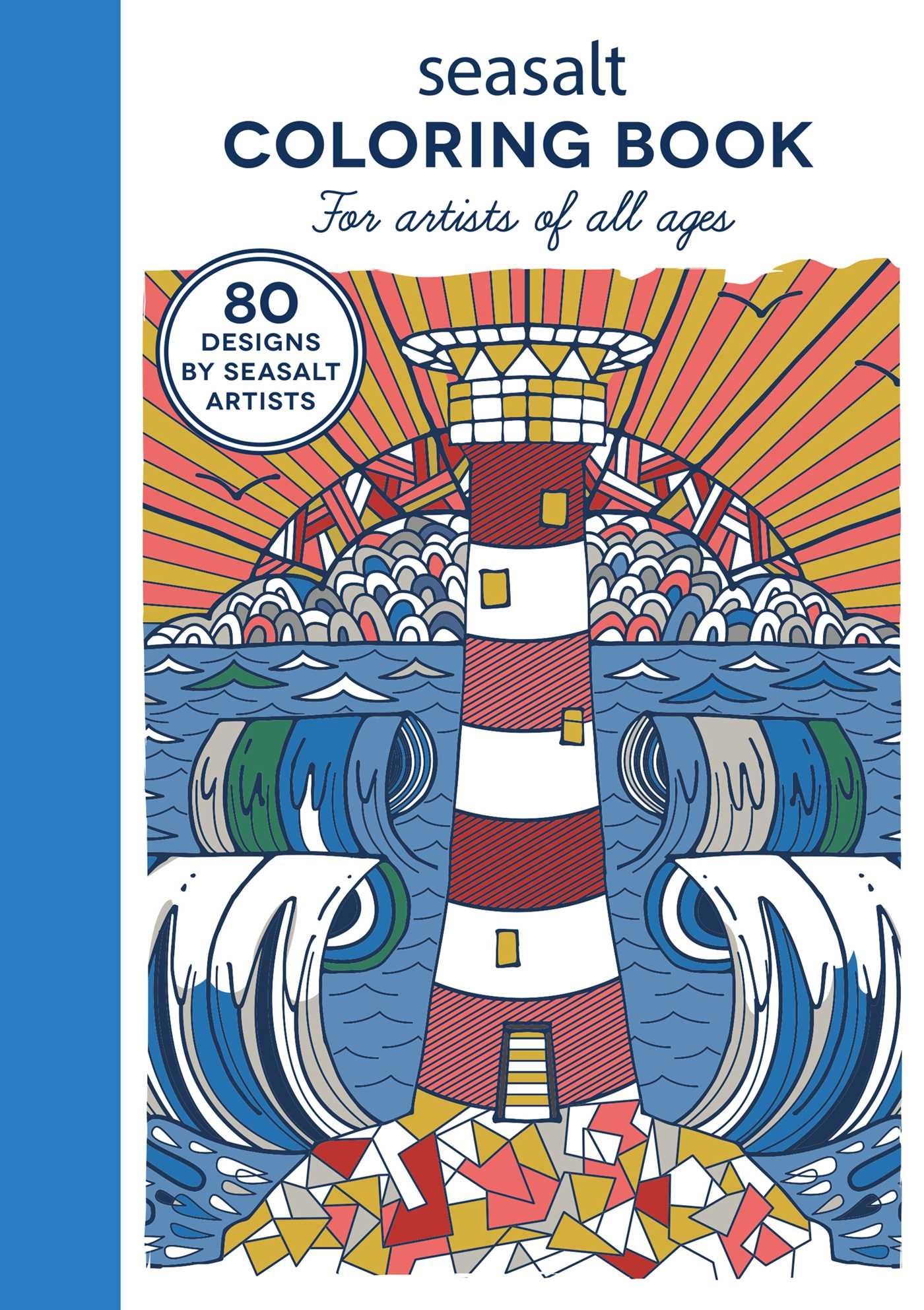 Seasalt Coloring Book: For artists of all ages PDF