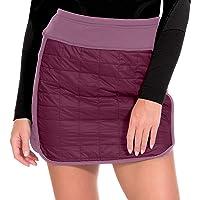 Little Donkey Andy Women's Lightweight Puffer Sport Skorts Warm Quilted Skirt