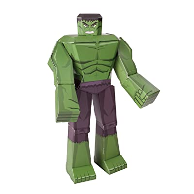 "Zoofy International 12"" Hulk PDQ Action Figure: Toys & Games"