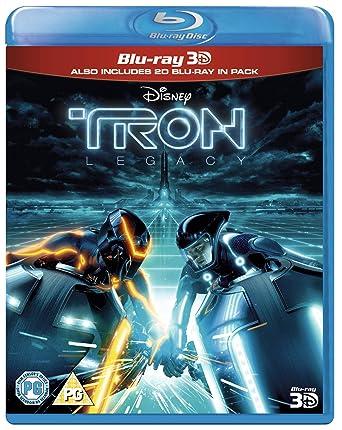 tron legacy blu ray 3d 2d blu ray digital copy region free